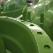FLUORINATED AND PLASTIC COATINGS FOR  INDUSTRY