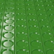 FLUORINATED AND PLASTIC COATINGS FOR FOOD INDUSTRY