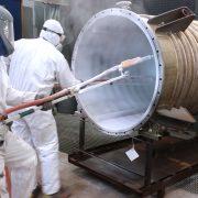 rivestimento settore industriale